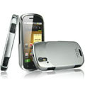 IMAK Titanium Color Covers Hard Cases for Motorola XT800 - Silver