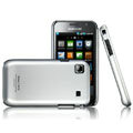 IMAK Titanium Color Covers Hard Cases for Samsung i9000 Galaxy S i9001 - Silver