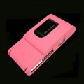 IMAK Ultrathin Color Covers Hard Cases for Sony Ericsson Satio U1 Idou - Pink