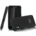 IMAK Ultrathin Matte Color Covers Hard Cases for Motorola XT760 - Black