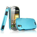 IMAK Ultrathin Matte Color Covers Hard Cases for Motorola XT800 - Blue