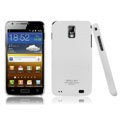 IMAK Ultrathin Matte Color Covers Hard Cases for Samsung E110S Galaxy SII LTE - White