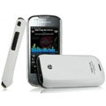 IMAK Ultrathin Matte Color Covers Hard Cases for Samsung i5800 Apollo Galaxy3 - White