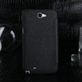 Nillkin England Retro Leather Cases Holster Covers for Samsung N7100 GALAXY Note2 - Black