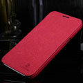 Nillkin England Retro Leather Cases Holster Covers for Samsung N7100 GALAXY Note2 - Red