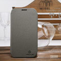 Nillkin Stylish Color Leather Cases Holster Covers for Samsung N7100 GALAXY Note2 - Gray