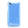 Nillkin Colourful Hard Cases Skin Covers for HTC T528d One SC - Blue