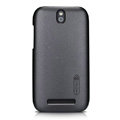 Nillkin Colourful Hard Cases Skin Covers for HTC T528t One ST - Black