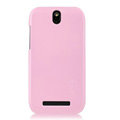 Nillkin Colourful Hard Cases Skin Covers for HTC T528t One ST - Pink