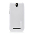 Nillkin Colourful Hard Cases Skin Covers for HTC T528t One ST - White
