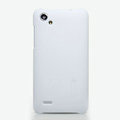 Nillkin Super Matte Hard Cases Skin Covers for HTC T528d One SC - White