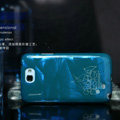 Nillkin Three-dimensional Hard Cases Skin Covers for Samsung N7100 GALAXY Note2 - Blue