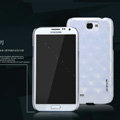 Nillkin Three-dimensional Hard Cases Skin Covers for Samsung N7100 GALAXY Note2 - White