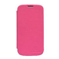 Nillkin Ultrathin leather flip cases Holster Covers for Samsung Galaxy SIII S3 I9300 I9308 I939 I535 - Rose