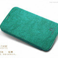 Nillkin leather Cases Holster Covers Skin for Samsung N7100 GALAXY Note2 - Green