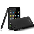 IMAK Ultrathin Matte Color Covers Hard Cases for HTC T528d One SC - Black