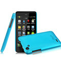 IMAK Ultrathin Matte Color Covers Hard Cases for HTC T528d One SC - Blue