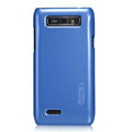 Nillkin Colourful Hard Cases Skin Covers for Motorola XT788 - Blue