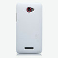 Nillkin Super Matte Hard Cases Skin Covers for HTC X920e Droid DNA - White