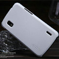 Nillkin Super Matte Hard Cases Skin Covers for LG E960 Nexus 4 - White