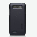 Nillkin Super Matte Hard Cases Skin Covers for Motorola XT788 - Black