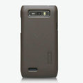 Nillkin Super Matte Hard Cases Skin Covers for Motorola XT788 - Brown