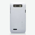 Nillkin Super Matte Hard Cases Skin Covers for Motorola XT788 - White