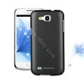 Nillkin Colourful Hard Cases Skin Covers for Samsung I9260 GALAXY Premier - Black
