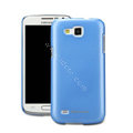 Nillkin Colourful Hard Cases Skin Covers for Samsung I9260 GALAXY Premier - Blue