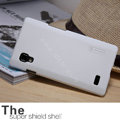 Nillkin Super Matte Hard Cases Covers for LG P765 Optimus L9 - White