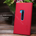 Nillkin Super Matte Hard Cases Skin Covers for Nokia Lumia 920 - Red