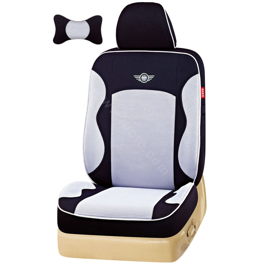 Buy Wholesale VV Velvet Stripe Custom Auto Car Seat Cover