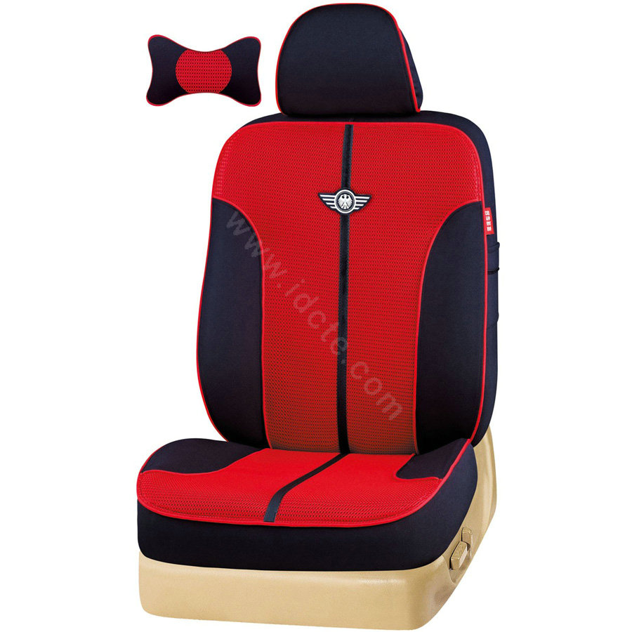 Buy Wholesale VV Grid Cloth Stripe Custom Auto Car Seat
