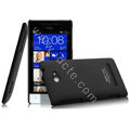 IMAK Cowboy Shell Hard Case Cover for HTC 8S - Black