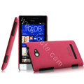 IMAK Cowboy Shell Hard Case Cover for HTC 8S - Rose