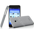 IMAK Cowboy Shell Hard Case Cover for MEIZU MX2 - Gray