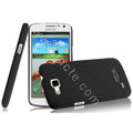 IMAK Cowboy Shell Hard Case Cover for Samsung I9260 GALAXY Premier - Black