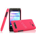 IMAK Ultrathin Matte Color Cover Hard Case for Motorola XT788 - Rose
