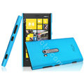 IMAK Ultrathin Matte Color Cover Hard Case for Nokia Lumia 920 - Blue