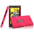 IMAK Ultrathin Matte Color Cover Hard Case for Nokia Lumia 920 - Rose