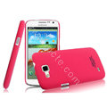 IMAK Ultrathin Matte Color Cover Hard Case for Samsung I9260 GALAXY Premier - Rose
