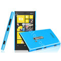Imak ice cream hard case cover for Nokia Lumia 920 - Blue