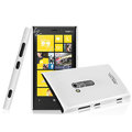 Imak ice cream hard case cover for Nokia Lumia 920 - White