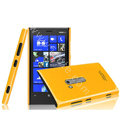 Imak ice cream hard case cover for Nokia Lumia 920 - Yellow