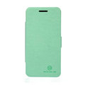 Nillkin Fresh leather Case button Holster Cover Skin for Huawei U8950D C8950D G600 - Green