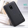 Nillkin Super Matte Hard Case Skin Cover for Nokia Lumia 620 - Black