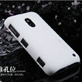 Nillkin Super Matte Hard Case Skin Cover for Nokia Lumia 620 - White