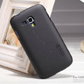 Nillkin Super Matte Hard Case Skin Cover for Samsung I8262D GALAXY Dous - Black
