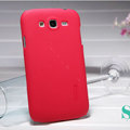 Nillkin Super Matte Hard Case Skin Cover for Samsung I9082 Galaxy Grand DUOS - Red