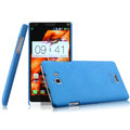 IMAK Cowboy Shell Hard Case Cover for Coolpad 8730 - Blue